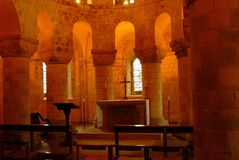 Tower of London Chapel Stock Photos