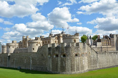 Tower of London in City of London - London UK Stock Photography