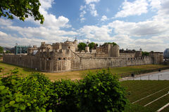 Tower of London, England Stock Images