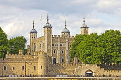Tower of London, England Royalty Free Stock Image