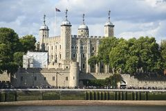 Tower of london england royalty free stock photo