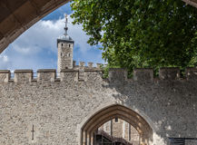Tower of London England Stock Photography