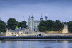Tower of London England Royalty Free Stock Photography