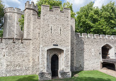 Tower of London England Stock Photo