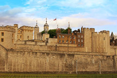Tower of London, England stock image