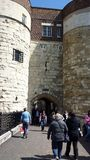 Tower of London, England Stock Photos
