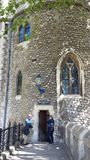 Tower of London, England Royalty Free Stock Photo