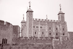 Tower of London, England, UK Royalty Free Stock Photography