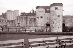 Tower of London, England, UK Royalty Free Stock Photos