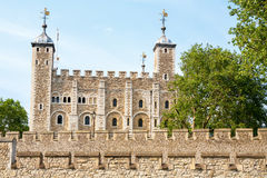 Tower of London. England Royalty Free Stock Photography