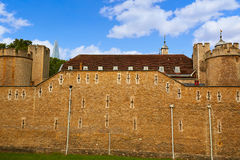 Tower of London in England Stock Photography