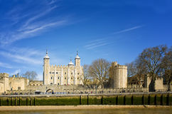 Tower of London, Great Britain Stock Photos