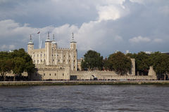 Tower of London Stock Photo
