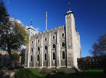 The Tower of London Royalty Free Stock Images