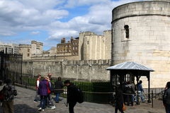 The Tower of London Royalty Free Stock Photography
