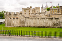 Tower of London Stock Image