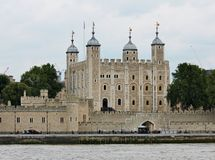 The Tower of London. Landmark Stock Images