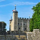 Tower of London, in London, United Kingdom Stock Photo