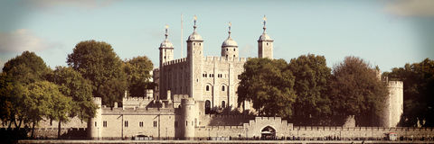 Tower of London, London, United Kingdom Royalty Free Stock Photos
