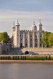 Tower of London Long Exposure Royalty Free Stock Images
