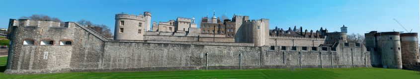The Tower of London, Stock Photo