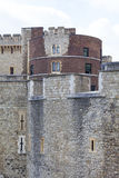 Tower of London, medieval defense building, London, United Kingdom Royalty Free Stock Photography