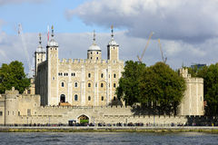 Tower of London. Stock Photography