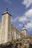 Tower of London - Part of the Historic Royal Palaces, house of t Stock Image