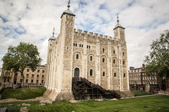 Tower of London - Part of the Historic Royal Palaces Royalty Free Stock Photo