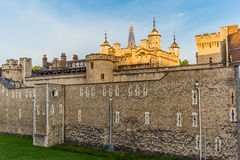 Tower of London in a quiet early morning - 7 Royalty Free Stock Image
