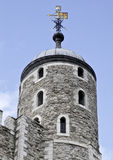 Tower of London – The Round Tower Royalty Free Stock Photos