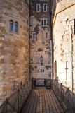 Tower of London (started 1078) Royalty Free Stock Photography