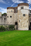 Tower of London. Tourist attraction Stock Photo