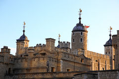Tower of London, UK Royalty Free Stock Photos