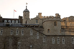 Tower of London, UK Royalty Free Stock Images