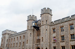 TOWER OF LONDON, UK Stock Image
