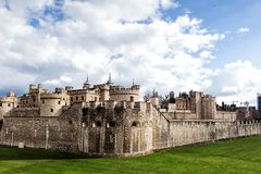 Tower of London, United Kingdom Stock Photo