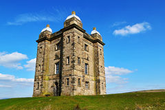 Tower at Lyme Park, North West England Royalty Free Stock Images