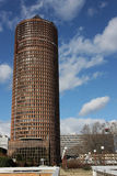Tower in Lyon Part-Dieu. Also called 'Le Crayon' (The pencil Royalty Free Stock Photography