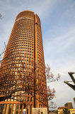 Tower in Lyon Part-Dieu Stock Photos