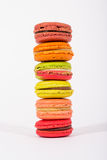 Tower macaroon Royalty Free Stock Photo