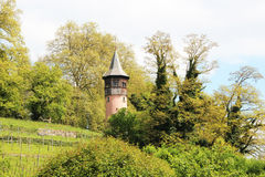 Tower of Mainau Royalty Free Stock Images