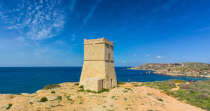 Tower in Malta Stock Photos
