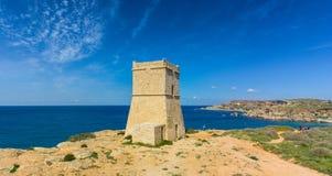 Tower in Malta Stock Photos