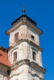 Tower of a Manor-House Royalty Free Stock Photo
