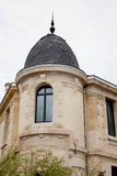 Tower. Of mansion House in France stock photography