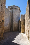 Tower of Matilde of Canossa. Tarquinia. Lazio. Italy. Stock Photography
