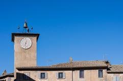 Tower of Maurizio, Orvieto Italy Stock Photography