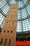 Tower at Melbourne Central Shopping mall Royalty Free Stock Images