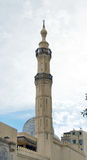Tower minaret Royalty Free Stock Image